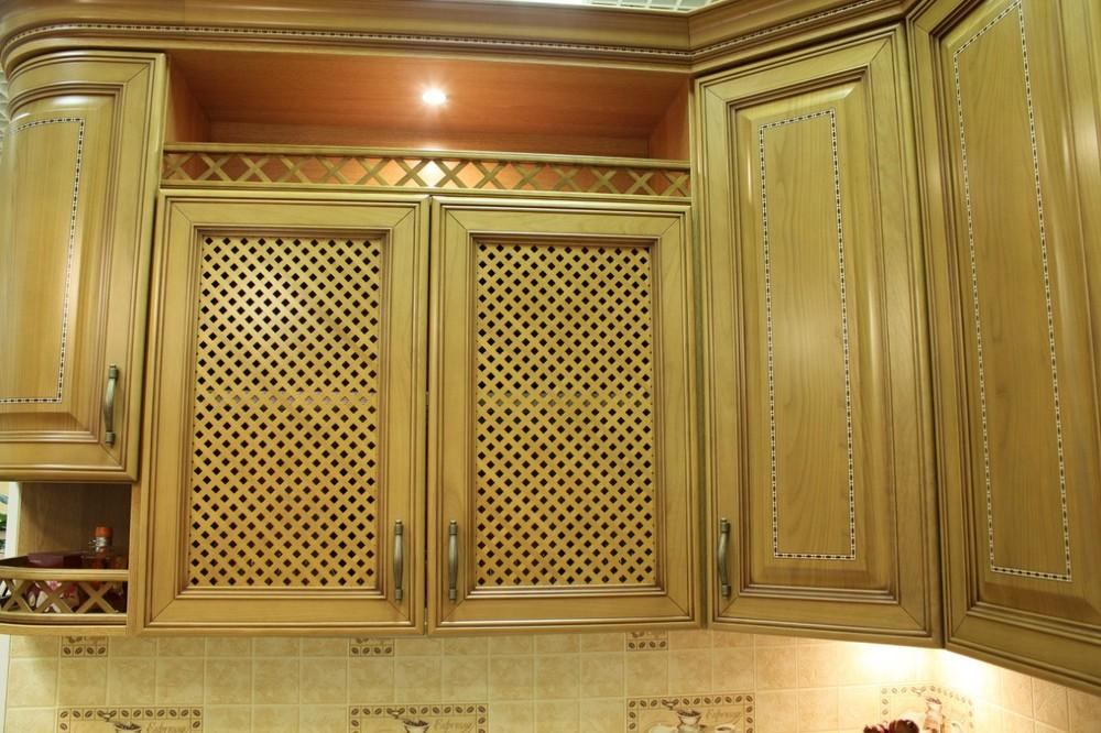 Классические кухни-Кухня из массива «Модель 127»-фото15