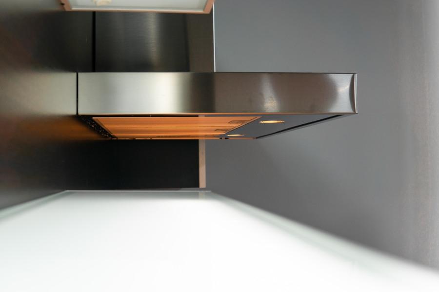 Белый кухонный гарнитур-Кухня МДФ в ПВХ «Модель 44»-фото5