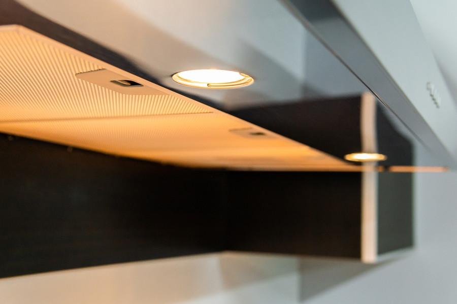 Белый кухонный гарнитур-Кухня МДФ в ПВХ «Модель 44»-фото6