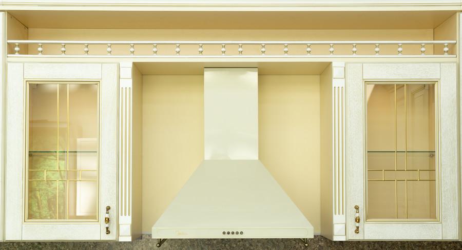 Встроенная кухня-Кухня МДФ в пластике «Модель 50»-фото4