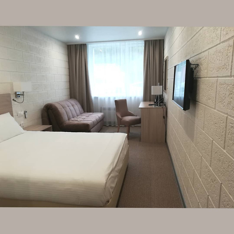 Торговая мебель-Мебель для гостиницы «Модель 225»-фото2