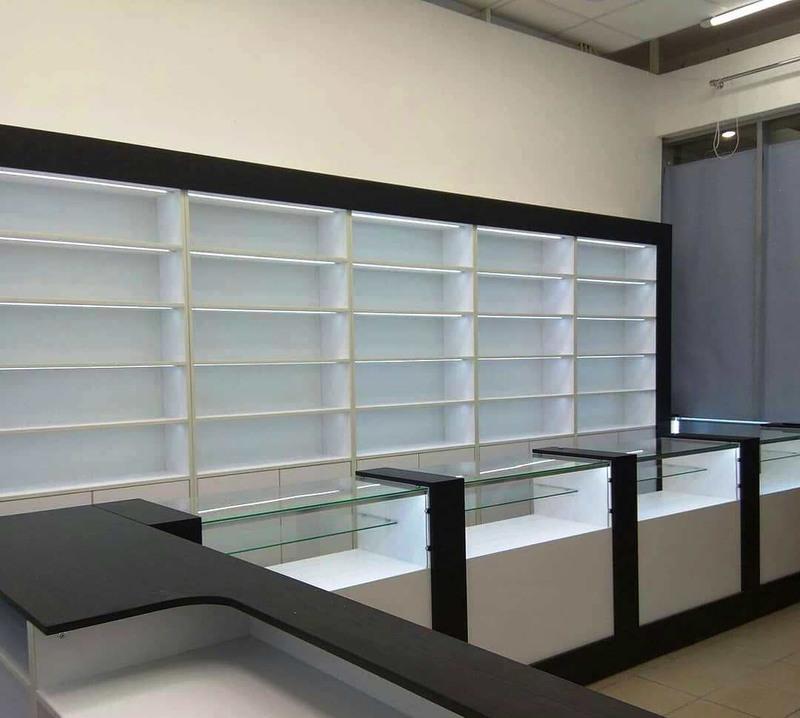 Торговая мебель-Мебель для магазина «Модель 172»-фото2
