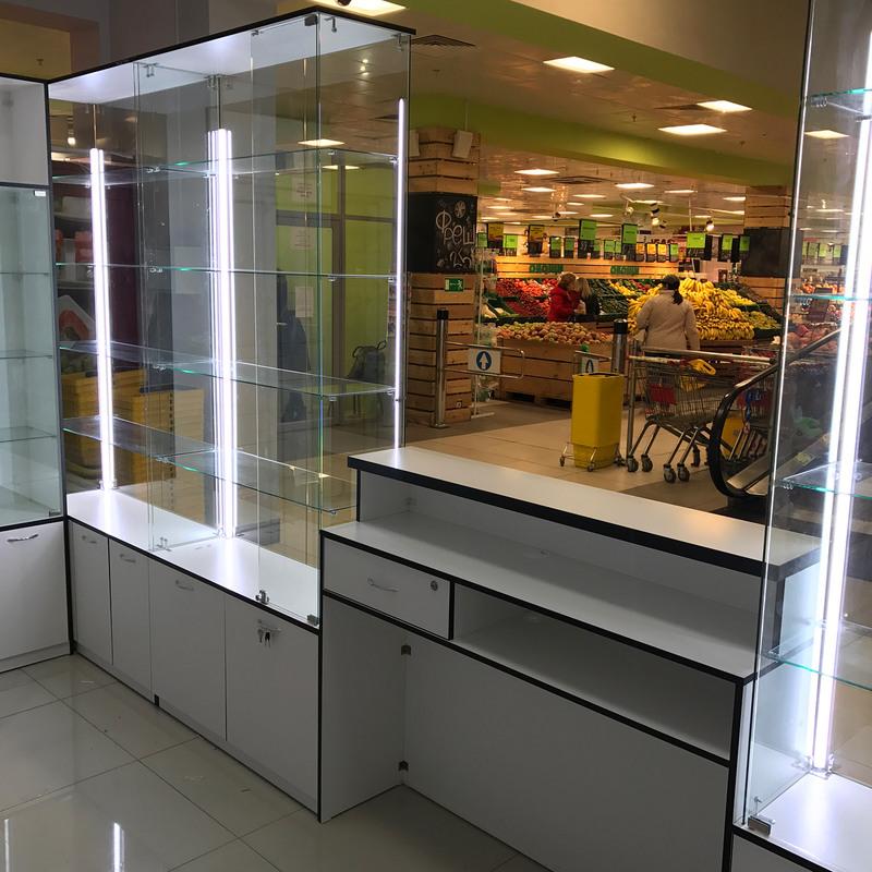 Торговая мебель-Мебель для магазина «Модель 179»-фото5