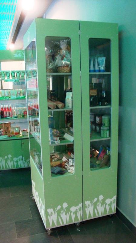 Торговая мебель-Мебель для магазина «Модель 174»-фото4