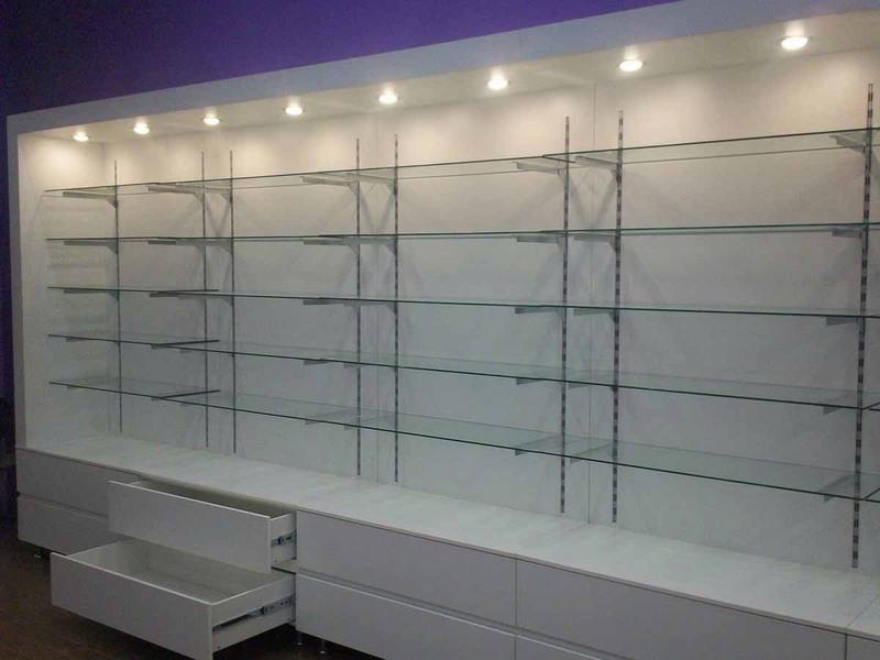Торговая мебель-Мебель для оптики «Модель 200»-фото2