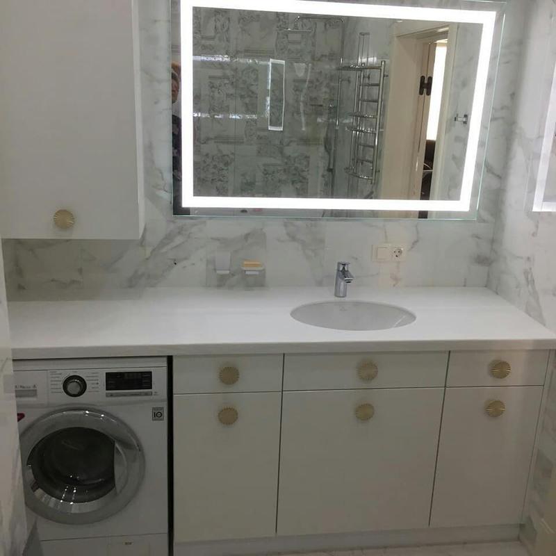 Мебель для ванной комнаты-Мебель для ванной «Модель 10»-фото2
