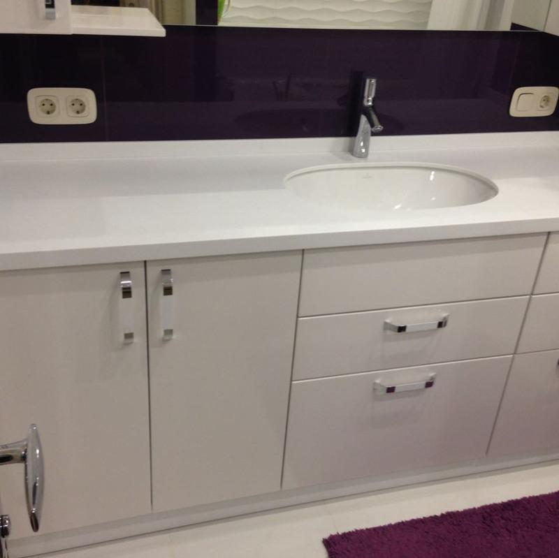 Мебель для ванной комнаты-Мебель для ванной «Модель 58»-фото3