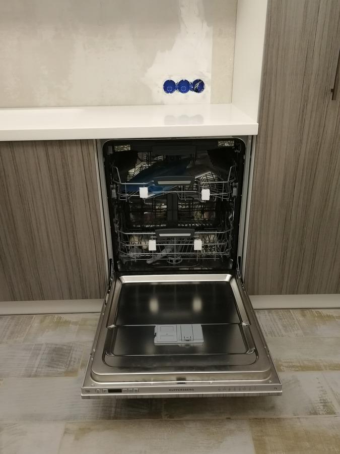 Кухни на заказ-Кухня МДФ в ПВХ «Модель 348»-фото10