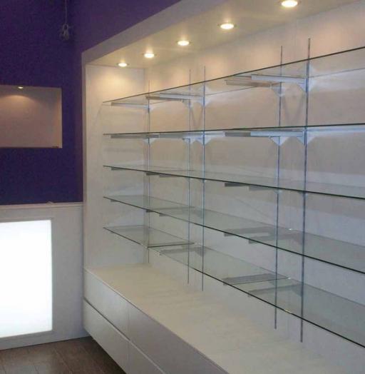 Торговая мебель-Мебель для оптики «Модель 200»-фото3