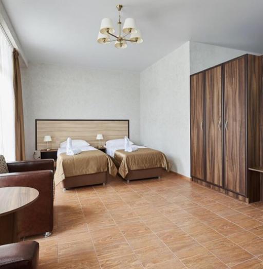 Торговая мебель-Мебель для гостиницы «Модель 220»-фото2