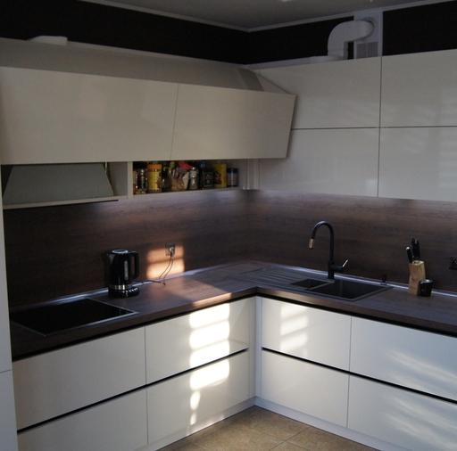 -Кухня из пластика «Модель 270»-фото30