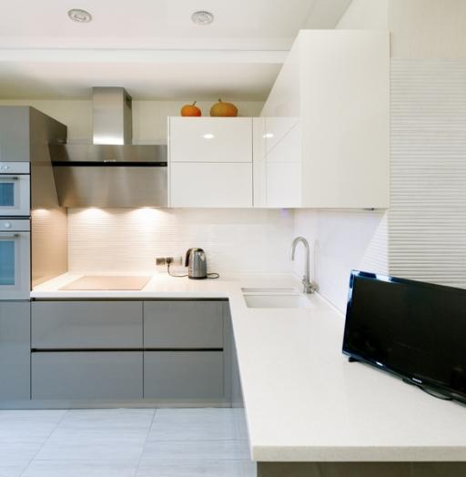 -Кухня из акрила «Модель 411»-фото20