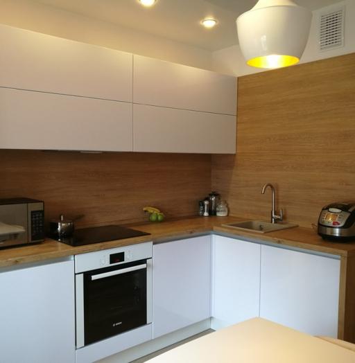 -Кухня из пластика «Модель 438»-фото8