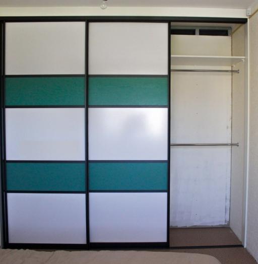 Белые шкафы-купе-Шкаф-купе МДФ «Модель 310»-фото3