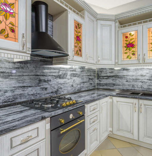 -Кухня МДФ в эмали «Модель 47»-фото20