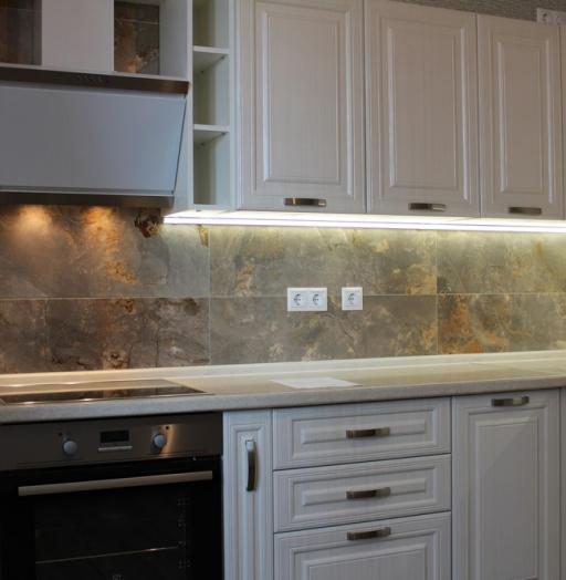 -Кухня из пластика «Модель 132»-фото23