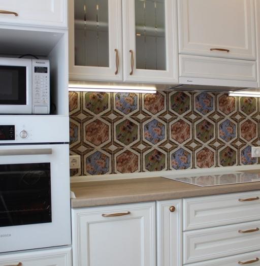 -Кухня из пластика «Модель 134»-фото27
