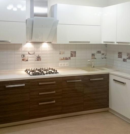 -Кухня из акрила «Модель 287»-фото25